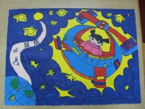 低碳环保儿童画简笔画 低碳环保儿童画图片欣赏 低碳环保儿童画儿童...