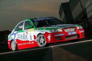 中国2006年度金榜入围车队 北京现代赛车队