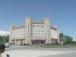 2011年喀什市喀什地区中级人民法院及周边教育实景照片 历史图片 喀...