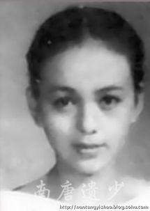 ...岁 雪姨 王琳16岁清纯旧照