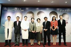 别在上海为上影英皇打造的国内首部大型医疗剧《心术》提前举行看片...