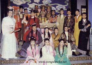 1994 《天师钟馗2神鬼传奇》   1994 亚视《碧血青天杨家将》   1995 ...