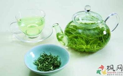 ...生活 如何鉴别绿茶的好坏