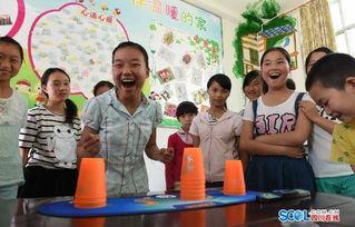 四川农村留守儿童的暑假生活