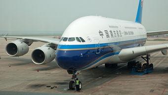 cz3219航班-首都机场南航A380飞机起飞时偏出跑道 南航回应 395名旅客已下机