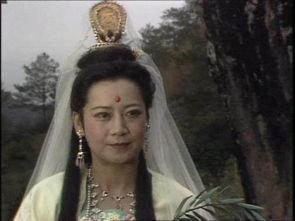 西游记 女妖精 白骨精不是剧中最美名气最大,铁扇公主已去世