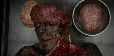 无名女尸被解剖后竟又复活,重口程度完爆法医秦明