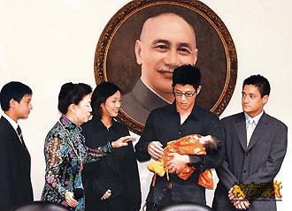 ...,蒋友常(资料图片)-兄弟二人联手出书 揭开 蒋家 神秘面纱