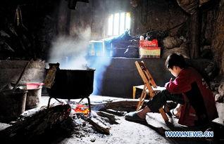 ...rished village in Congjiang, Guizhou province Feb. 1, 2010.  -China ...