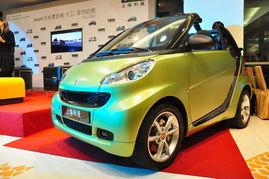 前F1车手DC 助全新Smart 2011版亮相中国