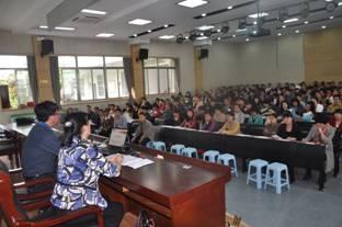 南京二十九中致远校区2013级家长学校开班