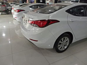 北京现代朗动多少钱 全新朗动1.6报价6.5万