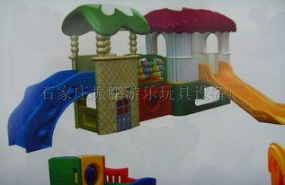 张家口幼儿园玩具 儿童滑梯