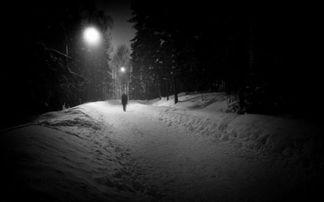 一个人的行走