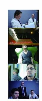 ...Verax)》视频截图-香港四青年拍棱镜门微电影 网友直呼不过瘾