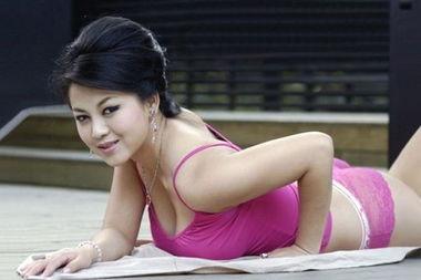 这位爱电影、爱运动的韩国极品美女虽然没有林智慧(Im Ji Hye / ...)...