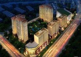 米拉village在售44平起1 3居均价19000