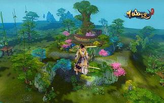 御剑带你游天下 仙途2 内测唯美地图曝光