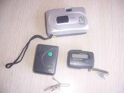 线耳机、挡板、ibmt60电脑包、万... 随身听、收音机、计算器、文曲星...