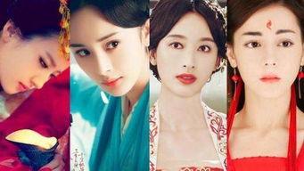 ...媒评选中国古装女神排行榜 第一名实至名归最近,中国的古装女神成...