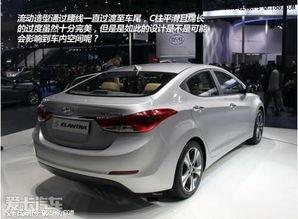 2015款现代朗动北京多少钱朗动1.6低配4S店价格