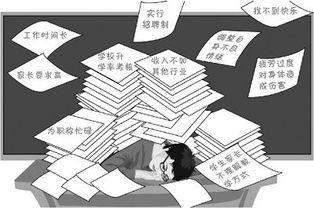 教师面临十大压力.人民图片-教师心理障碍高发 面临十大压力