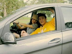 陆毅(博客)鲍蕾自驾游-陆毅鲍蕾境外甜蜜自驾游 度假系列节目开播
