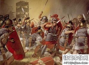 16年,罗马两执政官瓦罗和鲍路斯与汉尼拔会战于亚得里亚海畔罗马粮...
