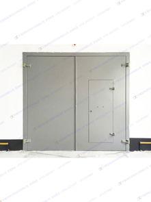 防水密闭门生产图片-金属密闭门报价 厂家
