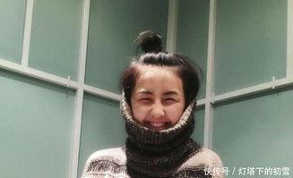 快传号/灯塔下的初雪-表情 当17岁的张子枫遇见17岁的蒋依依,网友都...