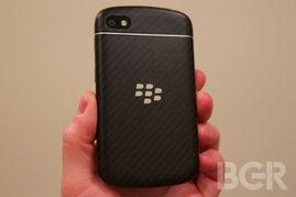 黑莓A10详细规格曝光 2800mAh可拆卸电池