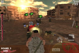 手机游戏 Terrorist Zombies 攻略 评测