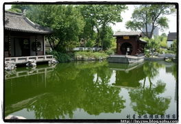 游览南京总统府景观实拍