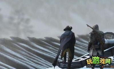 康纳印第安麻吉首秀 刺客信条3 官方爆料视频