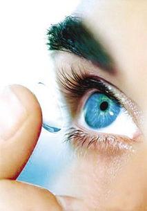 戴隐形眼镜遵循14条法则 远离伤眼危险