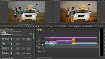 视频制作软件 Adobe Premiere Pro CC 2014 宣传视频制作软件下载 ...