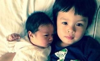 ...什么叫小花 中英文名字与哥哥成双成对太有爱