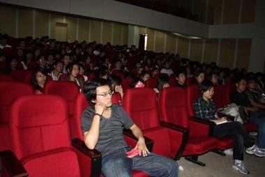 ...大赛 高校巡回讲座 中国美术学院上海设计学院