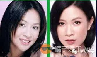 刘嘉玲VS佘诗曼,唐嫣VS刘品言,傻傻分不清,快来找不同