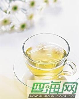 女性喝花茶 女性常喝四种花草茶 2
