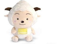 批发价 喜羊羊毛绒玩具喜洋洋灰太狼美羊羊懒羊羊小灰灰公仔