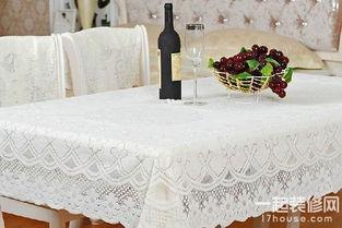 家用餐桌台布价格 家用餐桌台布搭配