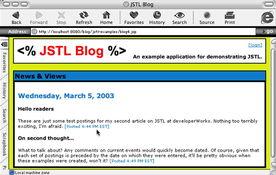 MyEclipse如何添加导入JSTL核心标签库