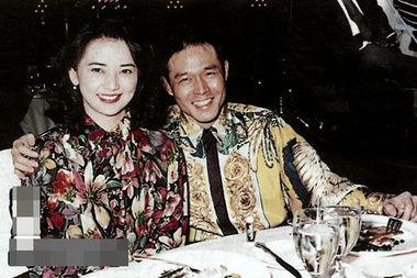 胡慧中被爆与黑帮老大唐重生曾有一段短暂婚约-揭秘80年代女星情史 ...