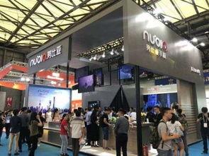 努比亚参展上海MWC 无边框Z17领衔多款新机亮相MWC2017上海展...