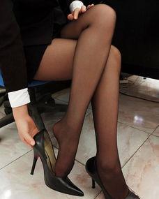 丝袜美腿高跟鞋,性感,不可抗拒的魅力