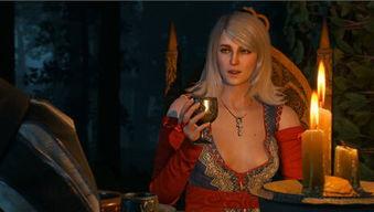 重生之军门狂妻-巫师3:狂猎(16DLC+石之心+血与酒) 女性攻略   凯拉   完成凯拉的...