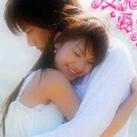 唯美情侣拥抱头像,接吻的,在海边的,在床上的唯美情侣接吻头像一...