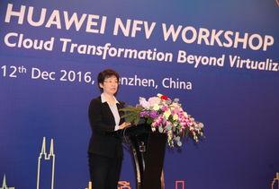 动正在构建面向流量业务的未来网络NovoNet试验网,架构将以NFV/...