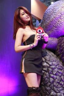 少女时代金泰妍亮相gstar-韩国Gstar游戏展美女精选 一个个都好 胸